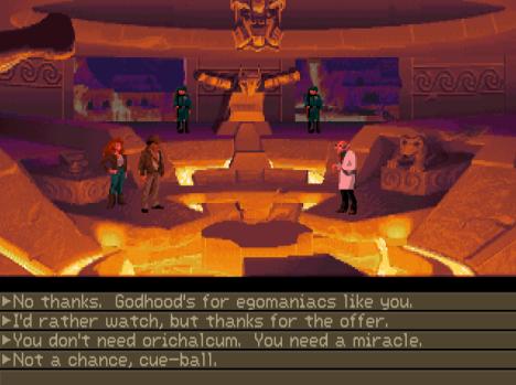 Atlantis Scene