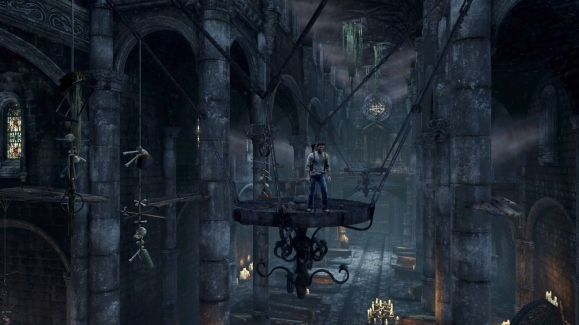 church chandelier - Copy