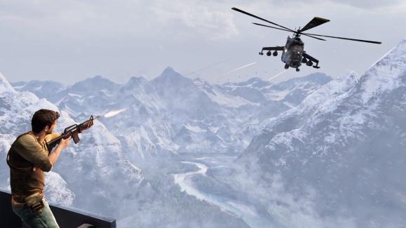 Train High Alpine Chopper