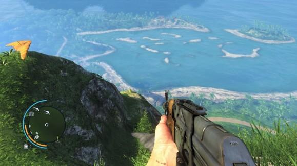 Lagoon vista