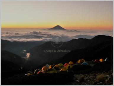 Mt. Fuji & Minami Alps - Japan