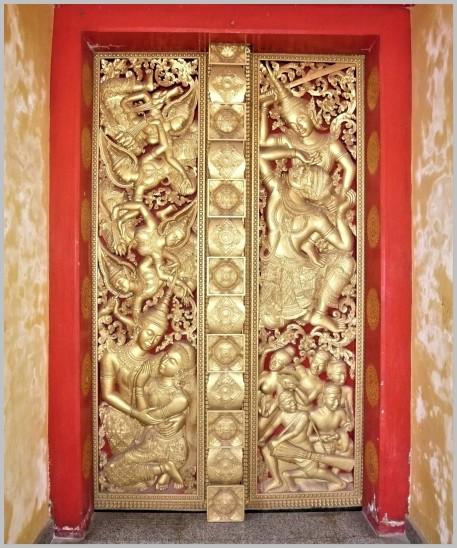 Wat Ong Teu Mahawihan - Laos