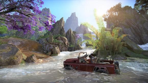 Jeep Waterfall
