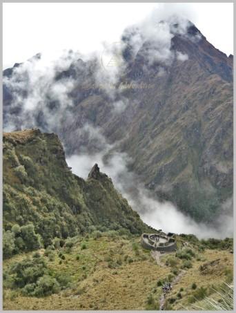 Runkurakay Pass (3,750m) - Andes, Peru