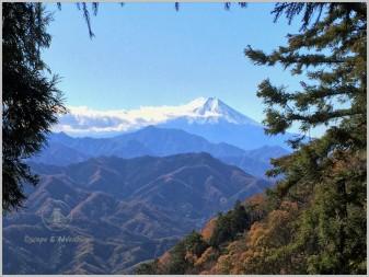 Mt. Fuji (3,776m) - Japan