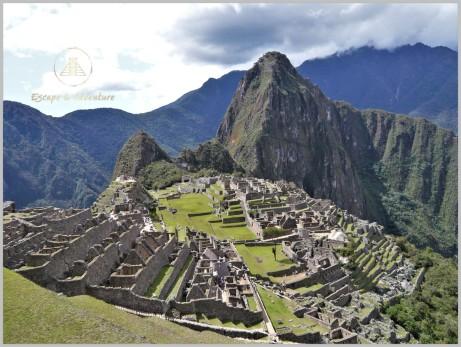 Huayna Picchu (2,720m) - Andes, Peru