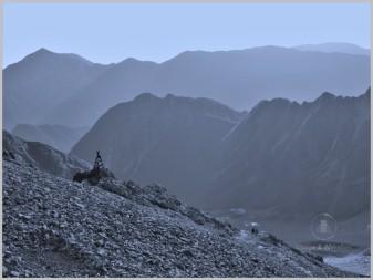 Karasawa Col - Kita Alps, Japan
