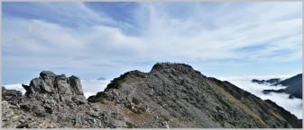 Mt. Kita (3,193m) - Minami Alps, Japan