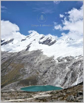 Rinrijirca (5,810m) - Cordillera Blanca, Andes, Peru