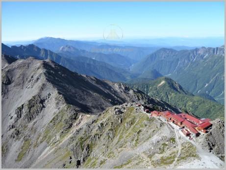 Yari-Hotaka Ridgeline - Kita Alps, Japan